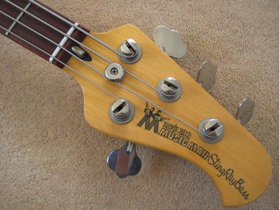 1986 musicman stingray bass. Black Bedroom Furniture Sets. Home Design Ideas