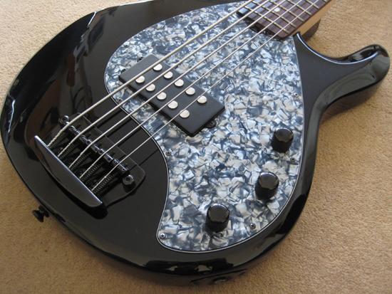 olp muscman 5 string bass. Black Bedroom Furniture Sets. Home Design Ideas