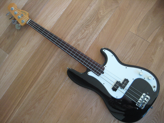fender precision bass usa fretless. Black Bedroom Furniture Sets. Home Design Ideas