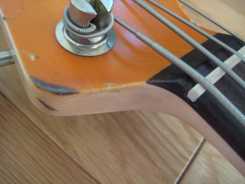 Limelight 1970's P Bass 00111