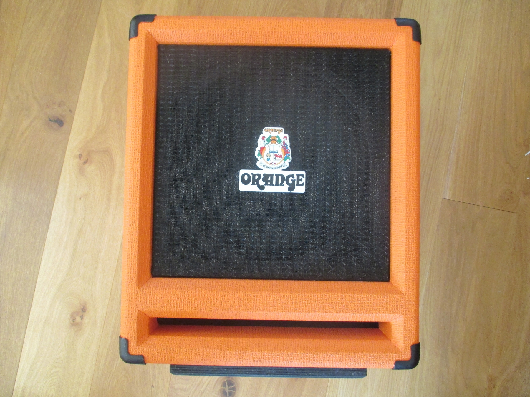 Sold Orange Sp210 Isobaric Smart Power Bass Cabinet Classic