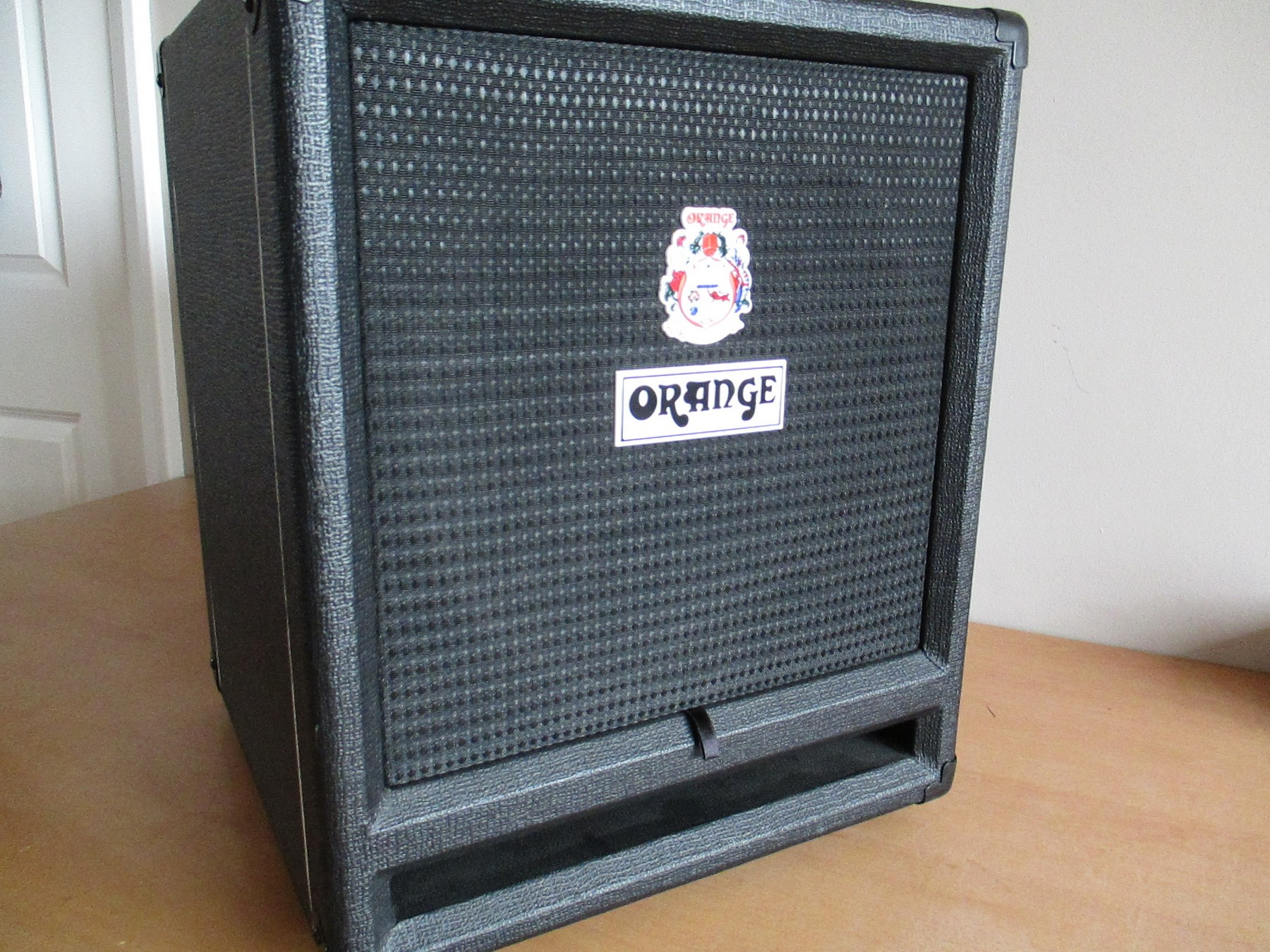 Recently Sold Orange Sp212 Isobaric Speaker Cabinet Classic