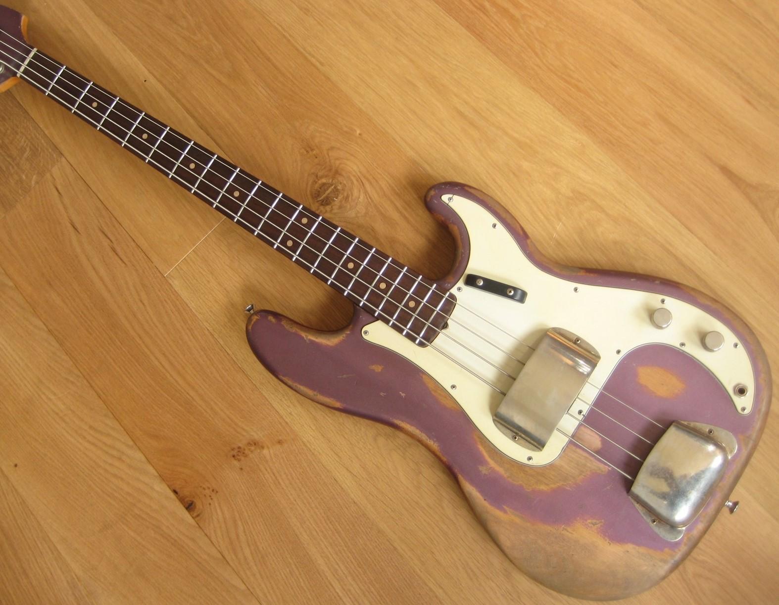 limelight 00138 p bass
